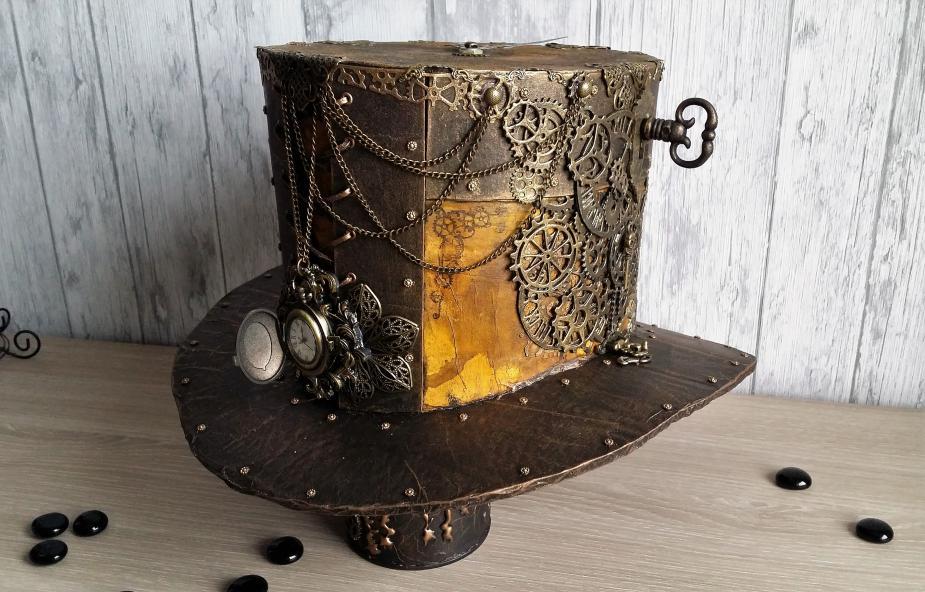 Steampunk cilinder
